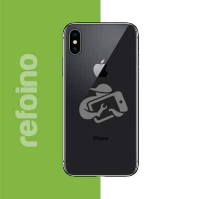 iPhone X Bckcover Reparatur