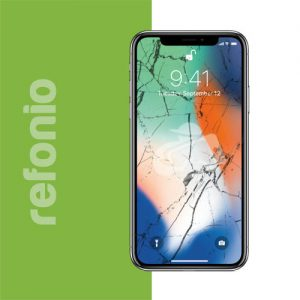 iPhone XS Glas Reparatur